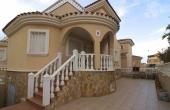 100-2042, Wonderful, Spacious, Four Bedroom Detached Villa With Guest Apartment & Solarium In Lo Marabu, Ciudad Quesada.
