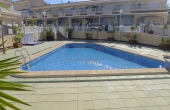 200-0105, Superb, Spacious Two Bedroom Townhouse With Sun Terraces In Dona pepa , Ciudad Quesada.