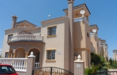 200-0106, Superb, Well Presented, Three Bedroom Quad Villa With Solarium & Great Views On El Raso, Guardamar del Segura.