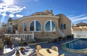 200-0127, Terrific, Three Bedroom Detached Villa With Private Pool In La Marquesa, Ciudad Quesada.