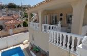 200-0147, Delightful, Three Bedroom Detached Villa With Private Pool In La Marquesa,  Ciudad Quesada.