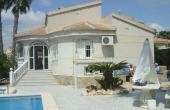 200-0149, Lovely, Four Bedroom Detached Villa With Private Pool in Lo Pepin, Ciudad Quesada.
