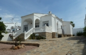 200-0014, Terrific, Two Bedroom Traditional Style Detached Villa With Large Garden & Views In San Luis, Torrevieja.