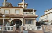 200-0465, Three Bedroom Quad Villa In Playa Flamenca
