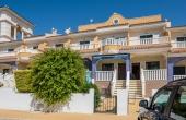 Ref:100-2107-Two Bedroom Townhouse In Ciudad Quesada-Alicante-Spain-Townhouse-Resale