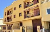 200-0469, Three Bedroom Duplex Apartment In Formentera Del Segura