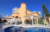 200-0161, Delightful, Three Bedroom Detached Villa With Private Swimming Pool In Atalaya Park, Benijofar/Ciudad Quesada