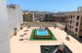 200-0802, Two Bedroom Second Floor Apartment Central Torrevieja.
