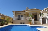 200-0163, Lovely, Three Bedroom, South Facing Detached Villa With Private Pool in Benimar, Rojales.