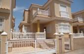 200-0166, Terrific, Three Bedroom, South Facing Detached Villa With Several Sun Terraces In Playa Flamenca, Orihuela Costa.