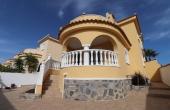 200-0169, Immaculately Presented, Three Bedroom Detached Villa With Solarium & Great Views In Lo Pepin, Ciudad Quesada.