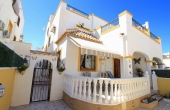 200-0172, Lovely, Spacious, Three Bedroom Quad Villa With Huge Solarium In Dream Hills, Los Altos, Orihuela Costa.