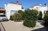 200-0173, Attractive, Spacious Three Bedroom Detached Villa With Soalrium & Large Garden On EL Raso, Guardamr Del Segura.