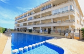 200-0175, GREAT PRICE!! Terrific, Two Bedroom, Penthouse Apartment With RoofTop Solarium in Playa Flamenca.