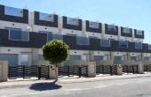 200-0176, Superb, Stylish, Three Bedroom Newbuild Townhouses With 38m2 Solarium's & Underground Parking Spaces In Torre De La Horadada.