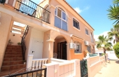 200-0484, Two Bedroom Ground Floor Apartment In La Zenia