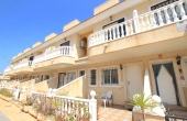 200-0477, Two Bedroom Townhouse In La Zenia