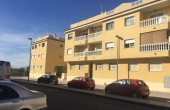 200-0189, Bargain!!, South Facing, Two Bedroom, 2nd Floor Apartment With Private Solarium In Formemtera Del Segura.