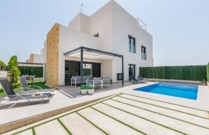 200-0831, Three Bedroom Detached Villa In Ciudad Quesada.