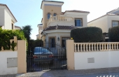 200-0196, Lovely, Three Bedroom, Detached Villa With Solarium On El Raso, Guardamar Del Segura.
