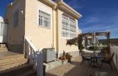 100-2053, Fabulous, Fully Refurbished, Two Bedroom Detached Villa With Solarium In La Marquesa, Ciudad Quesada.