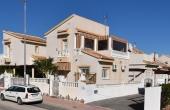200-0211, Wonderful, Three Bedroom, South Facing, Detached Villa With Solarium In Ciudad Quesada.