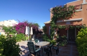 100-2054, Fabulous, Spacious, Three Bedroom Quad Villa With Solarium In La Herrada, Los Montesinos.