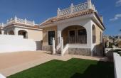 200-0227, GREAT PRICE!! Wonderful, Modern, Five Bedroom Detached Villa With Private Pool, Solarium & Guest Apartment In La Fiesta, Ciudad Quesada