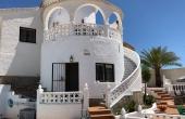 200-0228, Wonderful, Three Bedroom Detached Villa With Private Pool & Incredible Views In la marquesa, Ciudad Quesada.