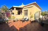 200-0233, Wonderful, Spacious, Two Bedroom Detached Villa With Private Pool & Solarium With Views in La Marquesa, Ciudad Quesada
