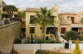 100-2060, Stunning, Luxurious, Two Bedroom, Ground Floor Corner Plot Apartment With Large Garden On La Finca Golf, Algorfa
