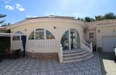 200-0718, Two Bedroom Detached Villa In Monte Azul, Benijofar
