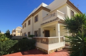 Ref:100-2064-Beautifully Presented, Spacious, Three Bedroom Quad Villa With Solarium & Good Size garden In Lo Marabu, Ciudad Quesada-Alicante-Spain-Quad-Resale