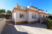 200-0251, Lovely, Two Bedroom, Quad Villa With Private Solarium in Rojales Hills, Nr Ciudad Quesada & Benimar