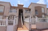 200-0790, Two Bedroom Top Floor Apartment in Agua Nuevas, Torrevieja.