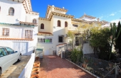 200-0263, Superb, Spacious, Fully Renovated, Two Bedroom Townhouse With Solarium & Lovely Views In Ciudad Quesada.
