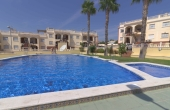 Ref:100-2110-Two Bedroom Ground Floor Apartment With Large Plot In Montemar-Alicante-Spain-Apartment-Resale