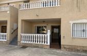 200-0266, Fantastic, Two Bedroom Ground Floor Apartment In Formentera Del Segura.