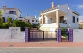 100-2069, GREAT PRICE!! Fabulous, Three Bedroom Detached Villa With Private Pool, Sun Terraces & Lovely Views On La Finca Golf, Algorfa