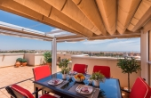 200-0753, Two Bedroom, Third Floor Apartment In Playa Flamenca.