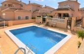 200-0498, Three Bedroom Detached Villa In Blue Lagoon, Villamartin