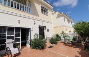 200-0613, Three Bedroom Semi-Detached Villa In La Fiesta, Ciudad Quesada