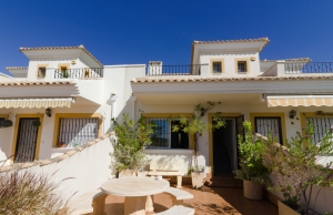 Ref:100-2117-Two Bedroom Townhouse In Entre Naranjos-Alicante-Spain-Townhouse-Resale