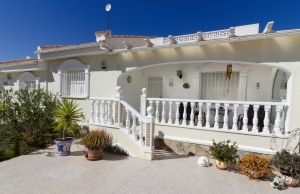 Ref:100-2118-Two Bedroom Semi-Detached Bungalow In Ciudad Quesada-Alicante-Spain-Bungalow-Resale