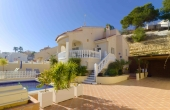 100-2072, Fabulous, Two Bedroom Detached Villa With Private Pool & Wonderful Views In La Marquesa, Ciudad Quesada.