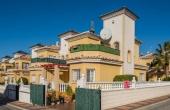 200-0276, Wonderful, Three Bedroom Detached , Corner Plot, Villa With Solarium on Lo Crispin, Algorfa, Close to Ciudad Quesada