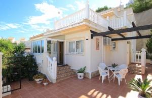 200-0526, Two Bedroom Semi-Detached Villa In Ciudad Quesada