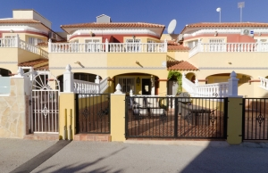 Ref:100-2124-Three Bedroom Townhouse In Lo Crispin-Alicante-Spain-Townhouse-Resale