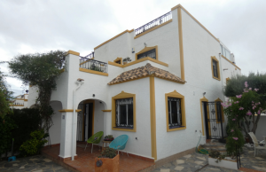 200-0538, Two/Three Bedroom Quad Villa In Entre Naranjos