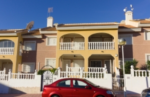 Ref:100-2127-Two Bedroom Top Floor Apartment In Ciudad Quesada-Alicante-Spain-Apartment-Resale